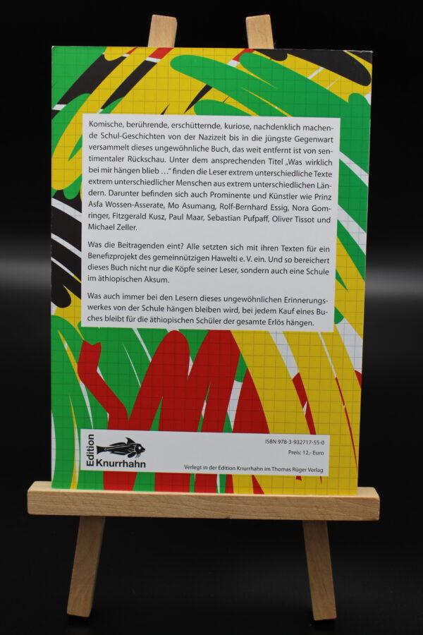 Bei diesem Sponsorenbuch handelt es sich um eine Kooperation zwischen dem Hawelti e.V. und dem Verlag Edition Knurrhahn.
