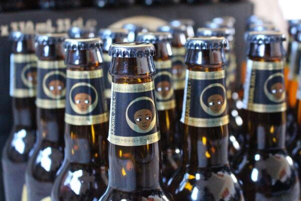 Gebaut wird dieses Bier in den Niederlanden