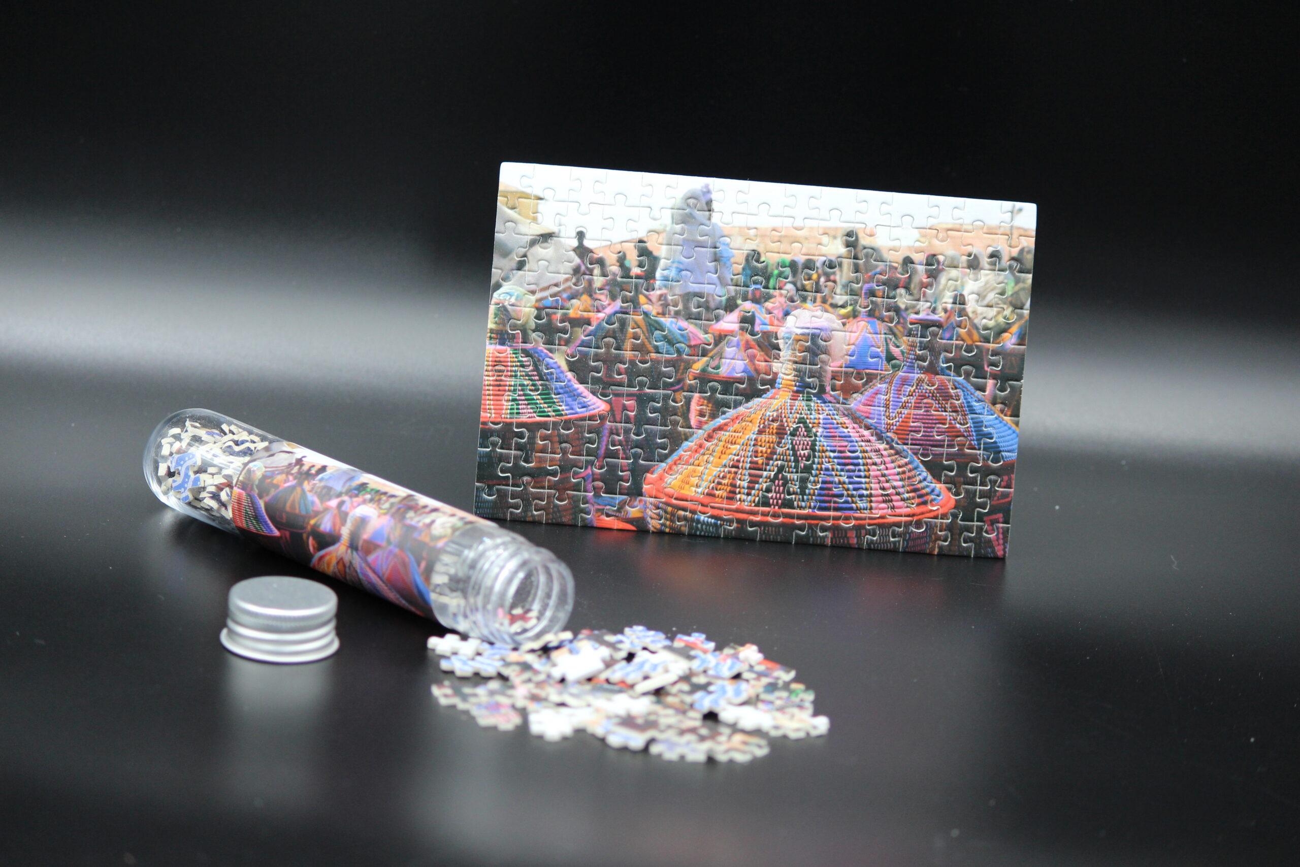 Auch so kann Afrika – in Form eines schönen Micro-Puzzles