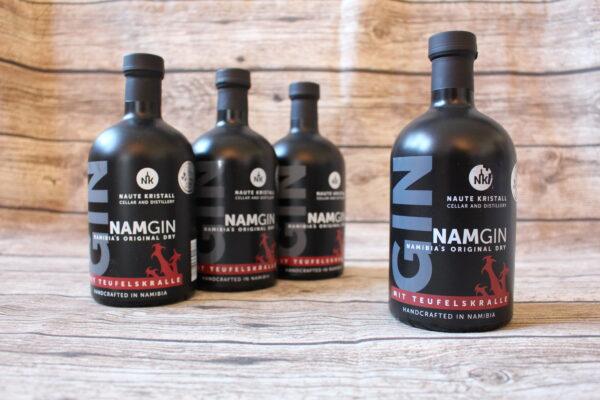 Probieren Sie ein Original aus Namibia