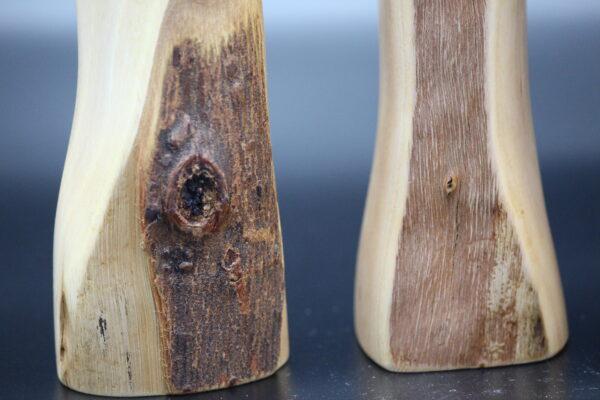Ausgestattet ist diese Pfeffermühle mit einem Präzisionsmahlwerk der Firma Strässler aus der Schweiz