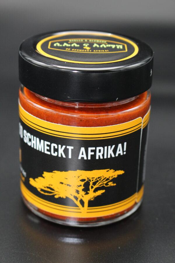 In Deutschland produziert, von Äthiopiern für gut und für original befunden – Probieren Sie es!