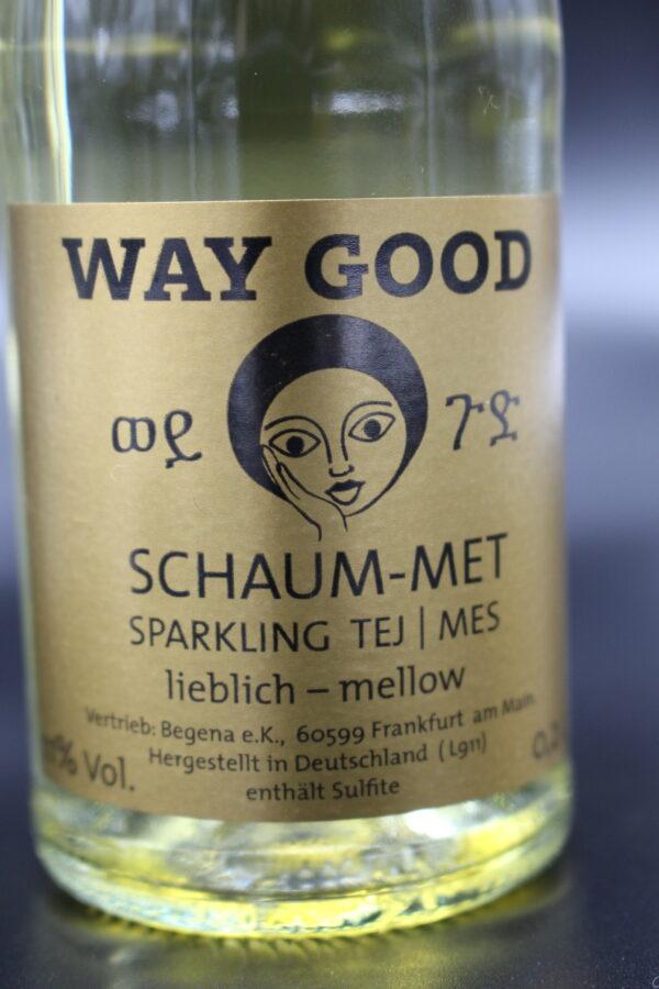 Perlwein trifft auf Honig und schenk Ihnen mit seinen 11% ein WOW auf den Gaumen. Entwickelt von der Begena in Deutschland.