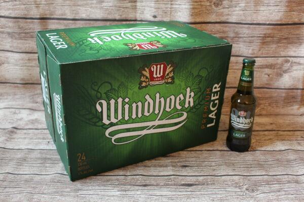Ihnen ist nach einem leckeren Windhoek-Lager aus Namibia? Oder möchten Sie es mal probieren? Sie kennen es nicht? Dann bestellen Sie doch eine Flasche.