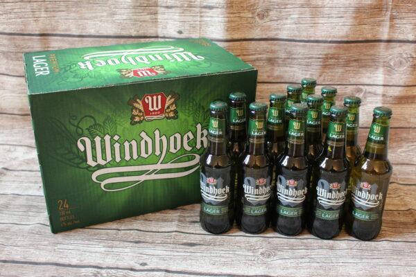 Sie möchten einen Namibia-Abend machen mit Freunden – dann ist das Set mit 12 Flaschen genau richtig!