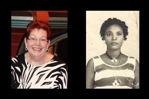 Die Namensgeber der Firma: Syelle und Alemash – unsere Mütter und in unserem Herzen immer besondere Frauen!