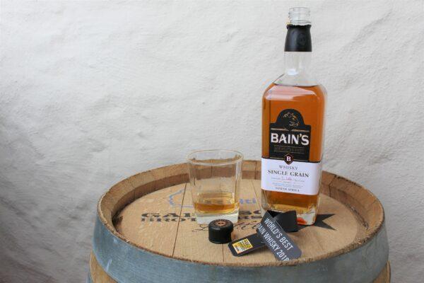 Mit diesem Whisky begrüßen wir nun auch unseren ersten afrikanischen Whisky in unserem Shop!