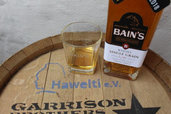 Dieser Whisky hat uns bereits mehrfach begleitet zu unseren Whisky-Tastings mit afrikanischem Whisky, kombiniert mit äthiopischem Essen. Neugierig? Wir halten Sie auf dem Laufenden.