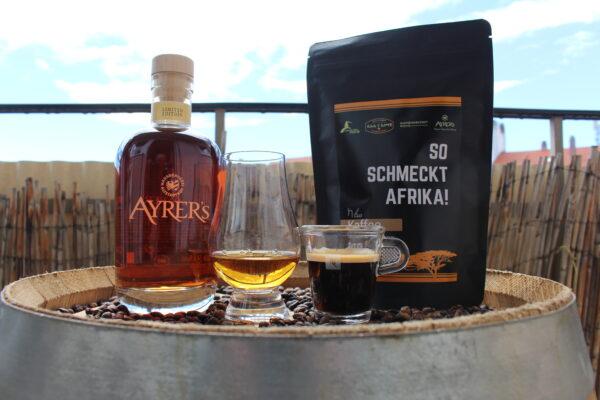 Das besondere an unserem Batch 04 ist, dass wir ein Whiskyfass vom Altstadthof in Nürnberg zur Verfügung gestellt bekamen.