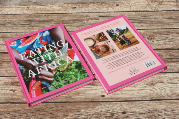 Auf dieser Reise entstand ein Kochbuch mit rund 50 Rezepten – aber es ist mehr als ein Kochbuch!