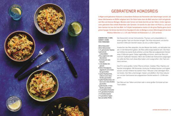 Wie wäre es, wenn Sie einfach die Rezepte mit Ihren eigenen Ideen kombinieren?? Probieren Sie kulinarische Experimente.